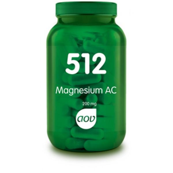 512 Magnesium AC AOV