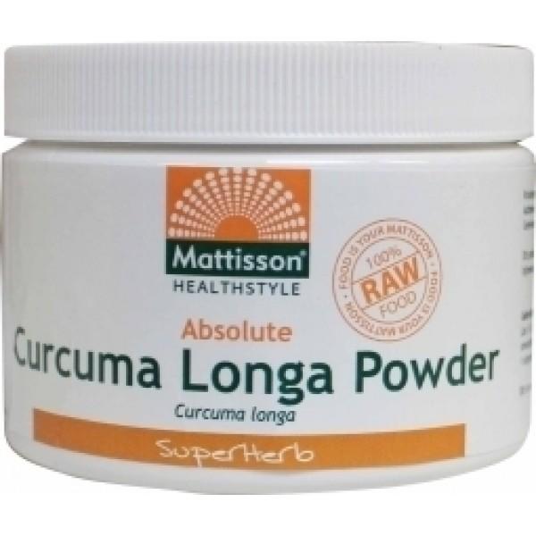 Absolute Curcuma Longa Poeder 125g-0