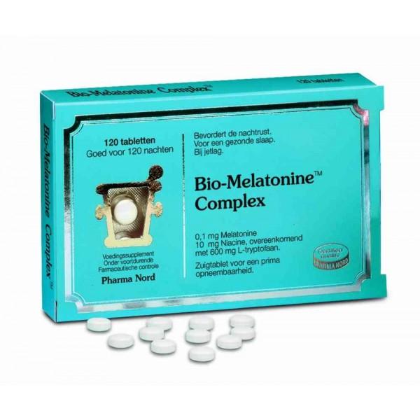 Bio-Melatonine Complex Pharma Nord 120zt-0