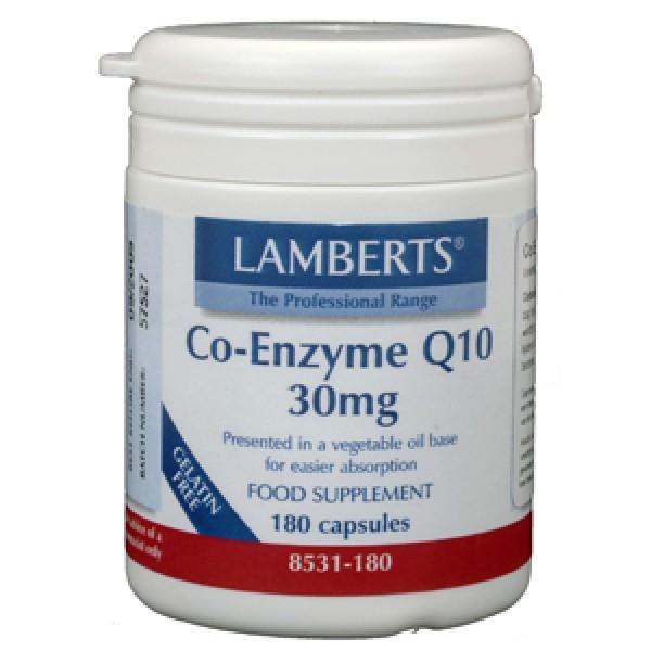 Co Q10 Lamberts 30mg lamberts