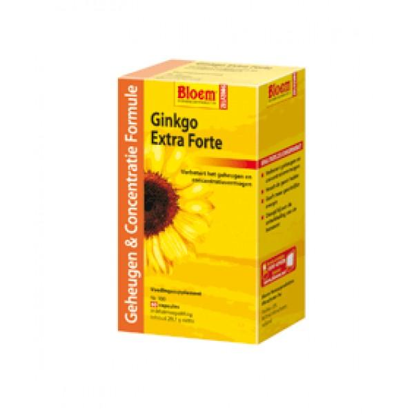 Ginkgo Extra Forte Bloem