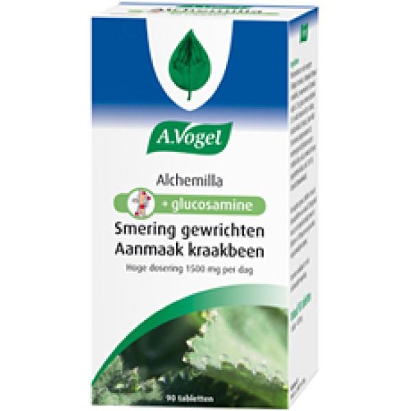 Alchemilla Glucosamine Vogel 90tab-0
