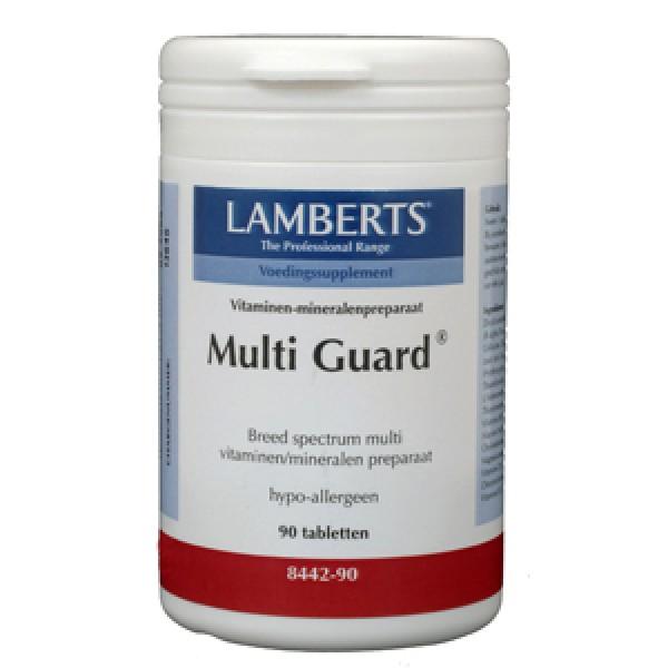 Multi-Guard Lamberts