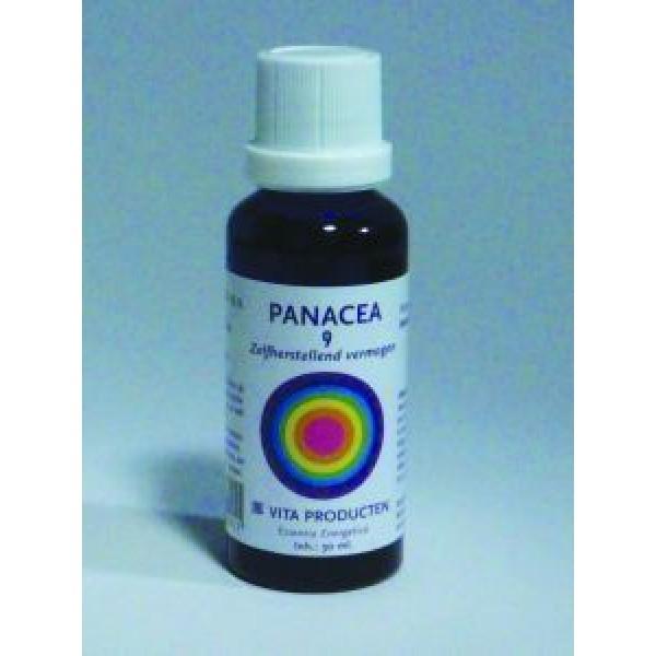 Panacea 9 zelfherstellend verm. vita 30ml-0