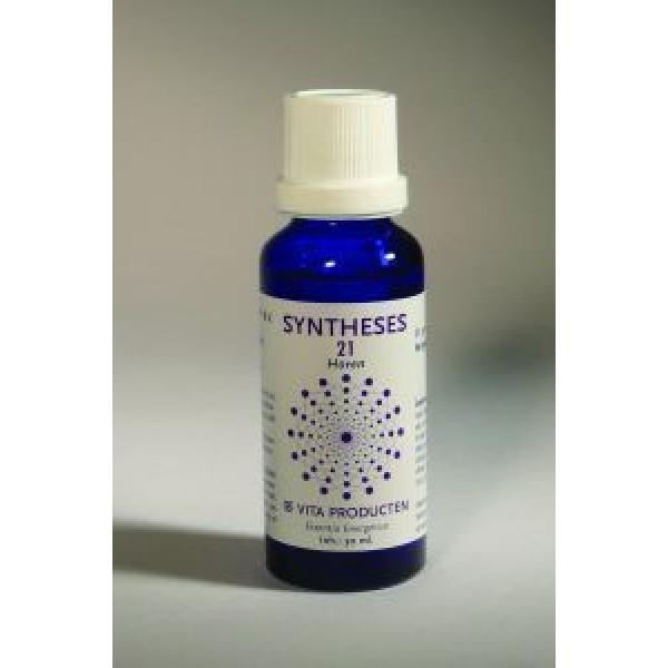 Syntheses 21 horen vita