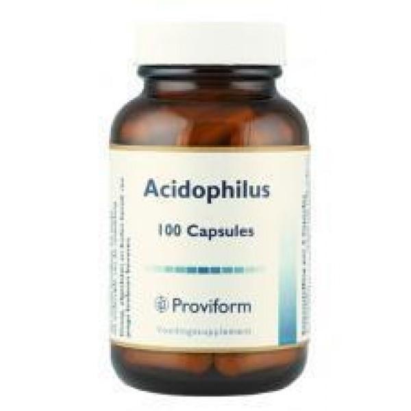 Acidophilus Proviform 100cap-0