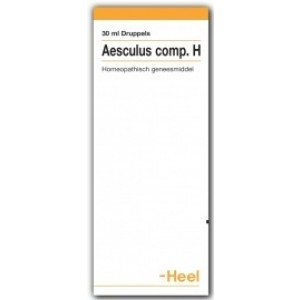 Aesculus Compositum Heel 100ml-0