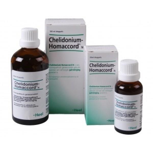 Chelidonium-Homaccord Heel 30ml-0
