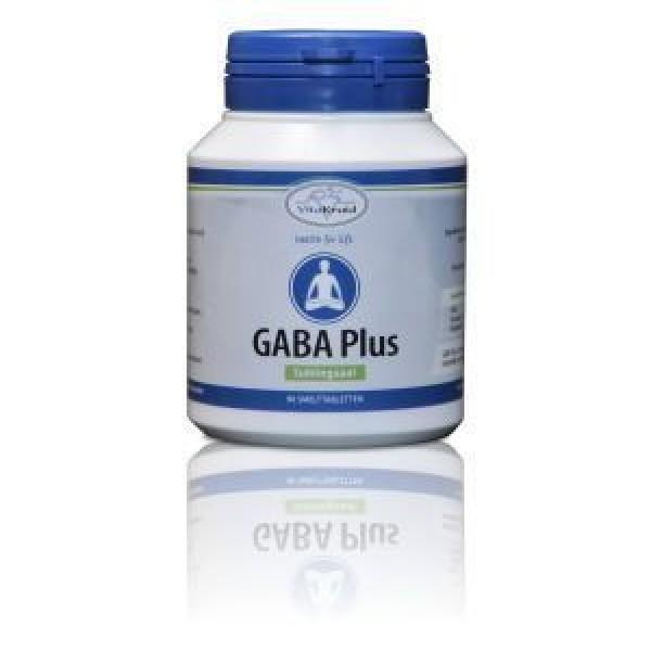 Gaba Plus Sublinguaal Vitakruid