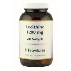 Lecithine Proviform 1200mg 200sft-0