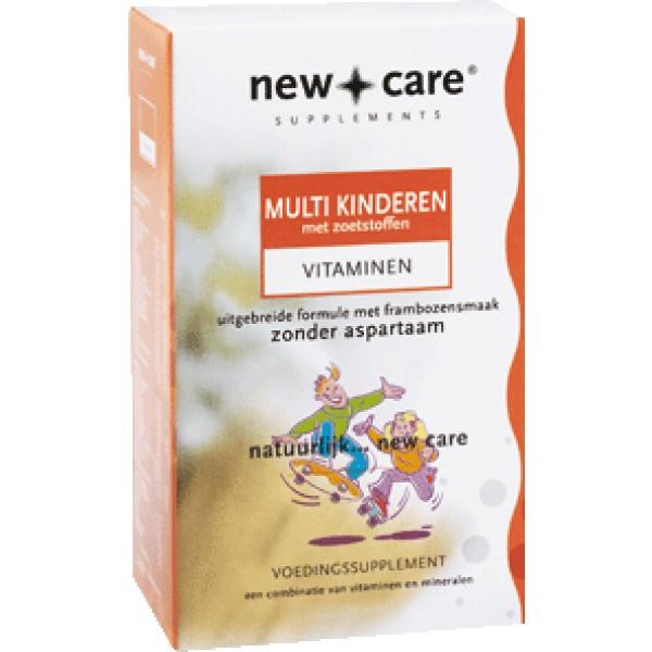 Multi Kinderen New Care 60tab-0