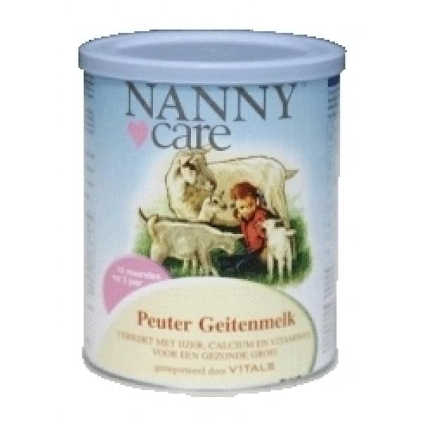 Nannycare Peutergeitenmelk 400gr-0