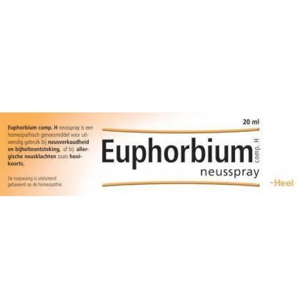 Euphorbium neusspray Heel