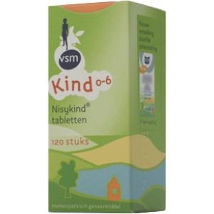 Nisykind kind 0-6 VSM 120tab-0