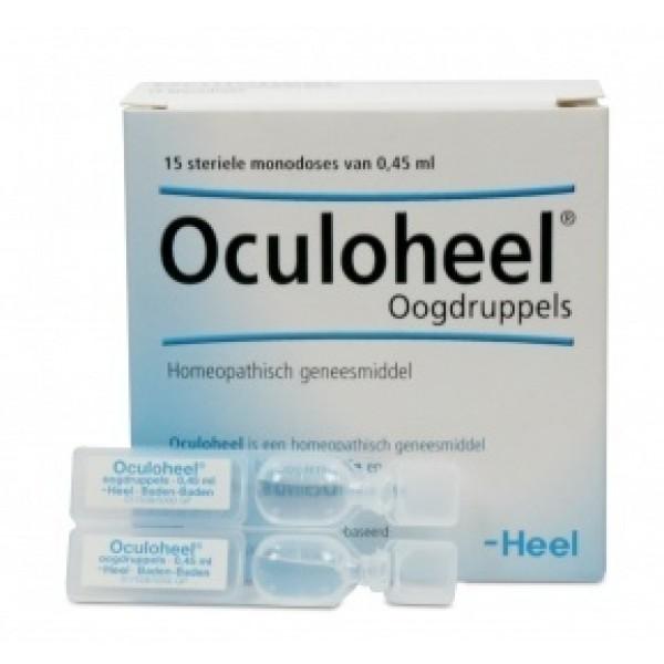 Oculoheel Heel 15fl-0