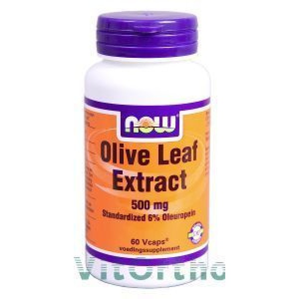 Olive leaf extract NOW 60vc-0