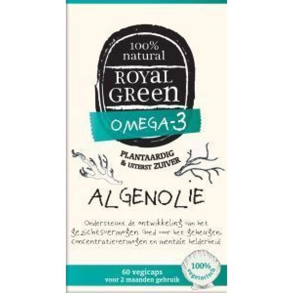 Royal Green Algenolie