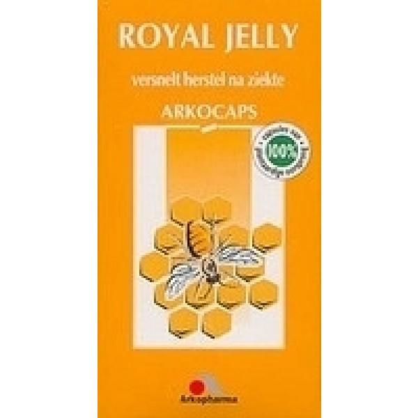 Royal Jelly Arkocaps 45caps-0