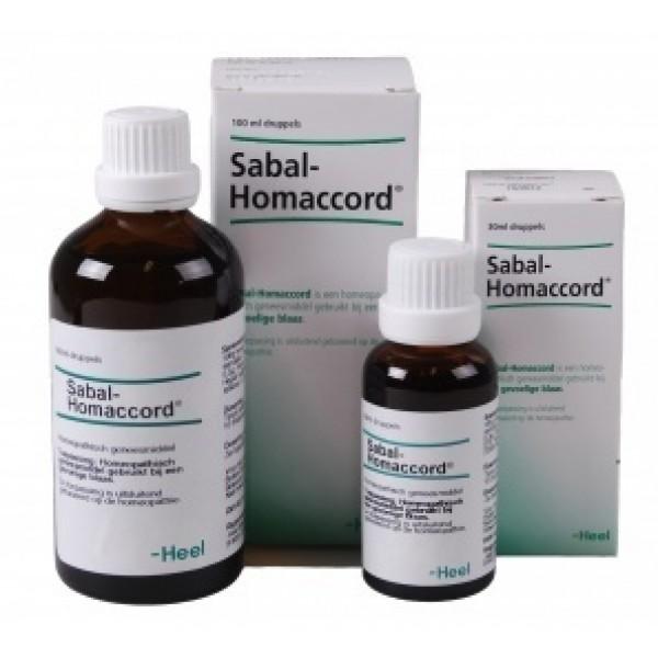 Sabal-Homaccord Heel 30ml-0