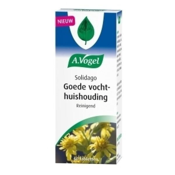 Solidago Tabletten Vogel