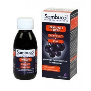 Vlierbessensiroop Original Sambucol 230ml-0