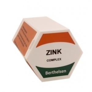 Zink Complex 20mg Berthelsen 120tab-0