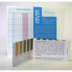 Zuur-Base Test nagel 100st-0