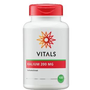 Kalium Citraat Vitals 200mg