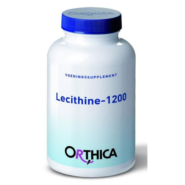 Lecithine-1200mg Orthica