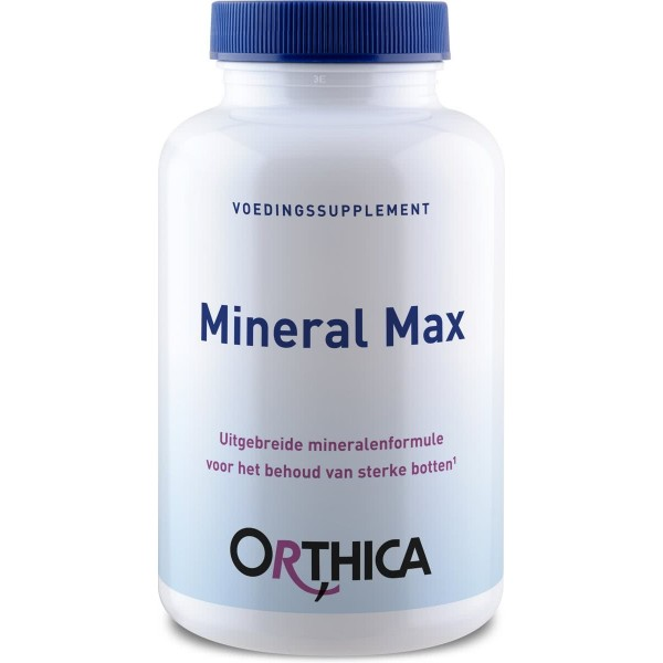 Mineral Max Orthica 180tab