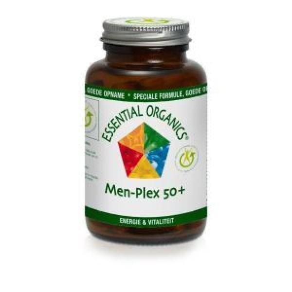 Men-Plex® 50+ Essential Organics 90tab-0