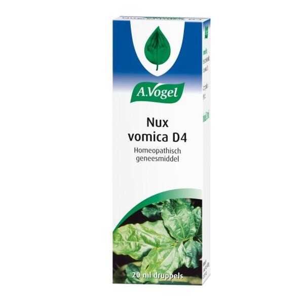 Nux Vomica d4 Vogel 20ml