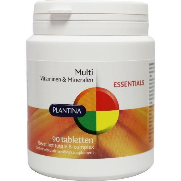 Plantina Fit Multi 90tab-0