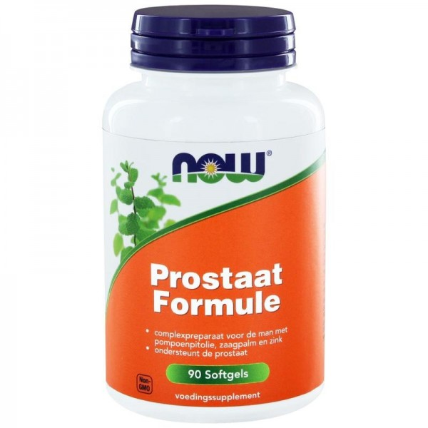 Prostaat Formule NOW 90sft