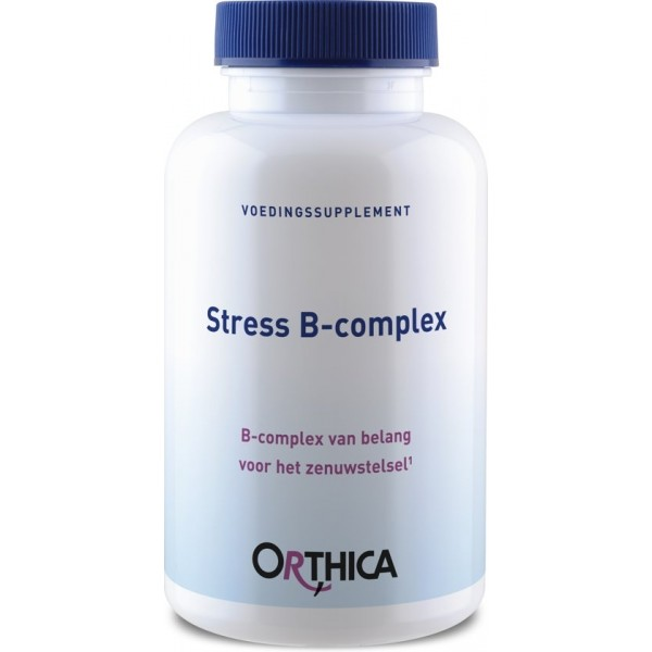 Stress B-Complex Orthica 90tab