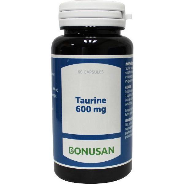 Taurine Bonusan 600 mg
