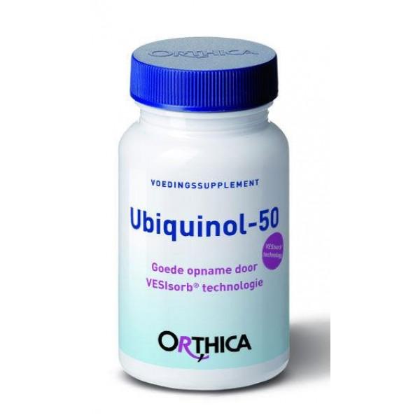 Ubiquinol 50 Orthica
