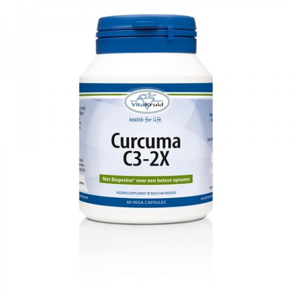vitakruid curcuma c3-2x