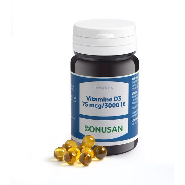 vitamine d3 75mcg bonusan