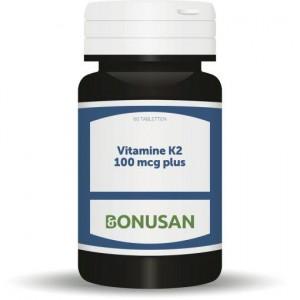 Vitamine K2 100 mcg plus Bonusan