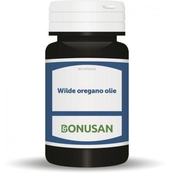 Wilde Oregano Olie Bonusan