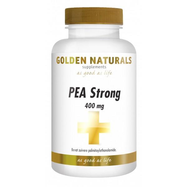 Pea Strong Golden Naturals 400mg 90cap