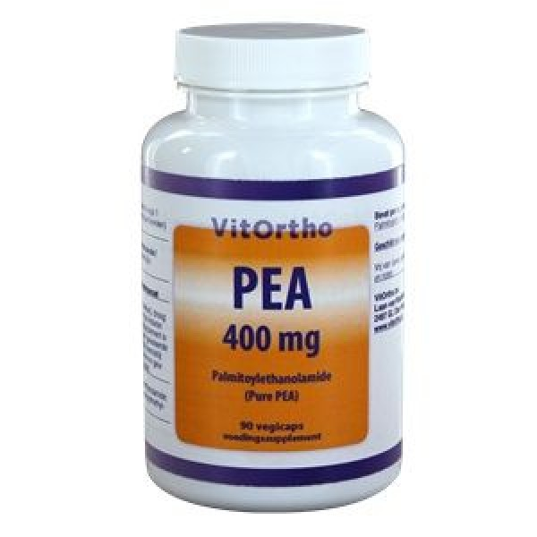 Pea 400 mg palmitoylethanolamide Vithorto 90vcap-0