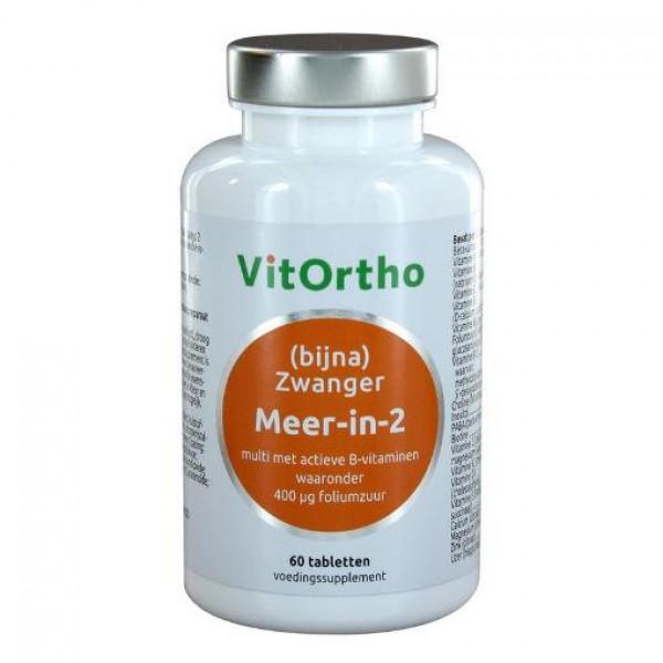Meer-in-2 (bijna) Zwanger Vithorto 60cap-0