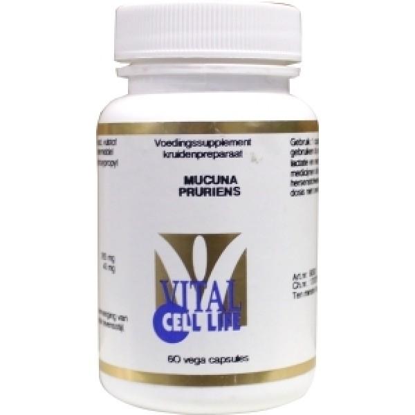Mucuna pruriens Vital Cell Life 60cap-0