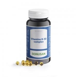 Vitamine B50 complex Bonusan 200cap