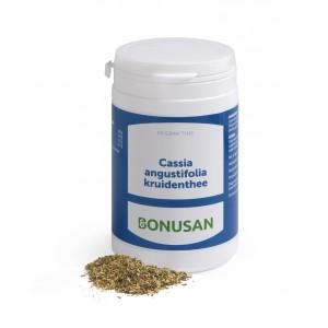 Cassia angustfolia kruidenthee Bonusan 80g
