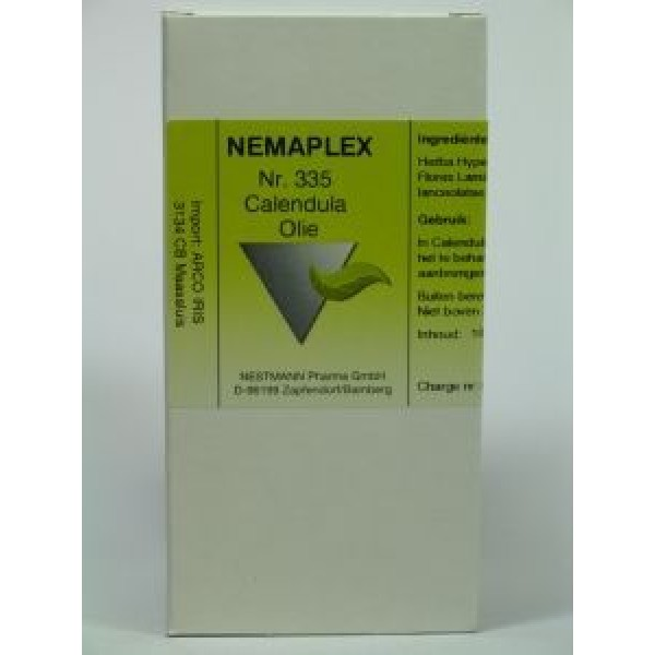 Calendula olie 335 Nemaplex