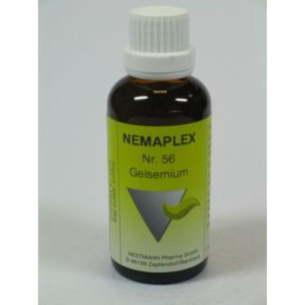 Gelsemium 56 Nemaplex