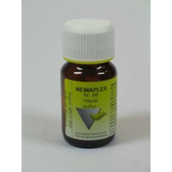Hepar sulfuricum 68 Nemaplex Nestmann